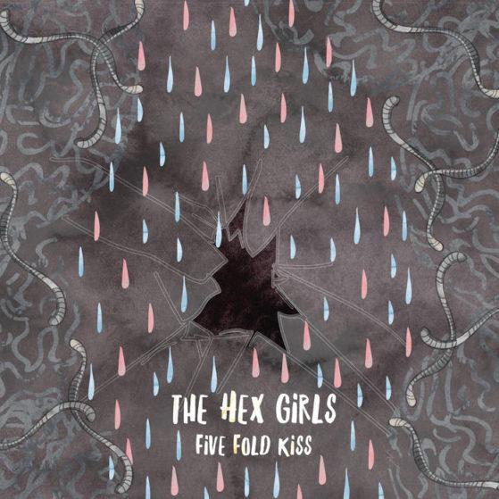 hex girls - five fold kiss