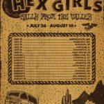 hg 2019-08-xx tour poster